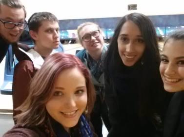 Scholars bowling