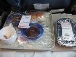 "Messed up airline meals can become a natural team and interreligious exercise in care and community building – ""I ordered kosher because they didn't have halal, but if you need kosher please take this one."" ""Have this side dish and we can get others' too …""  ""So, we've got Jewish, Muslim and Christian vegetarians on this trip and it's not tied to religion, but… it sort of is – what?"""