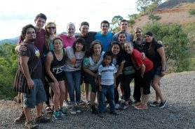 El Salvador Group Picture