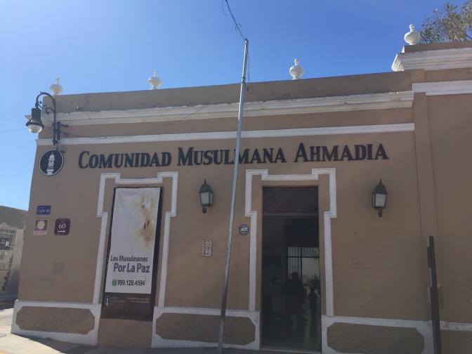 Comunidad Musulmana Ahmadia